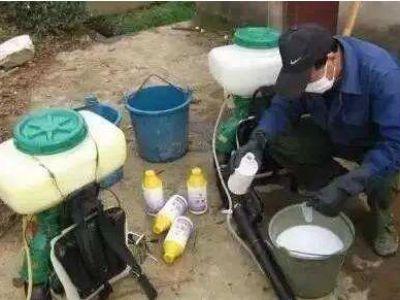 农药和肥料如何混配使用效果好?